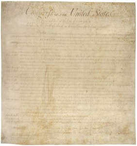 Bill of Rights to the United States Constitution